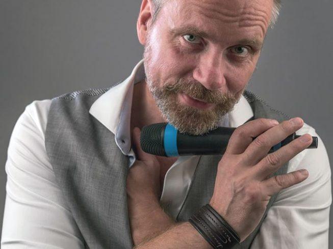 Johan Berger mikrofon
