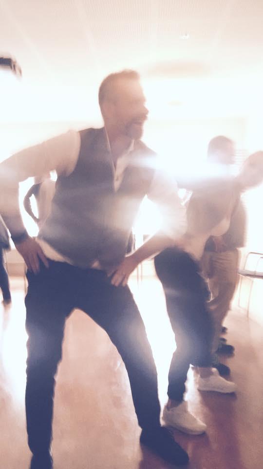 Johan dansar